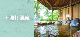 十勝川温泉/十勝川温泉観月苑プランはこちら