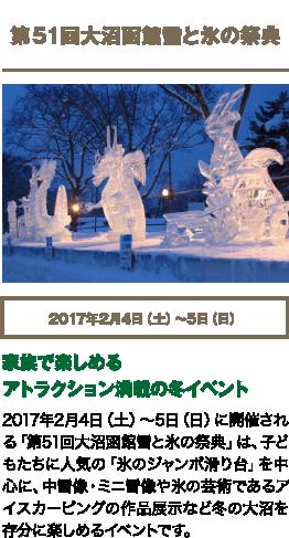 第51回大沼函館雪と氷の祭典
