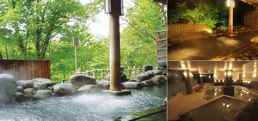章月グランドホテル 温泉