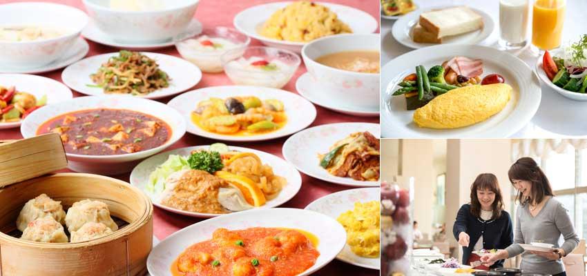 札幌パークホテル 料理
