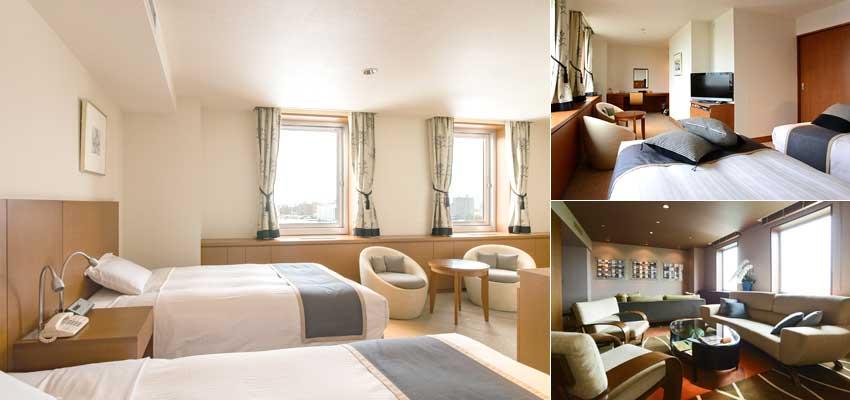 札幌パークホテル 客室