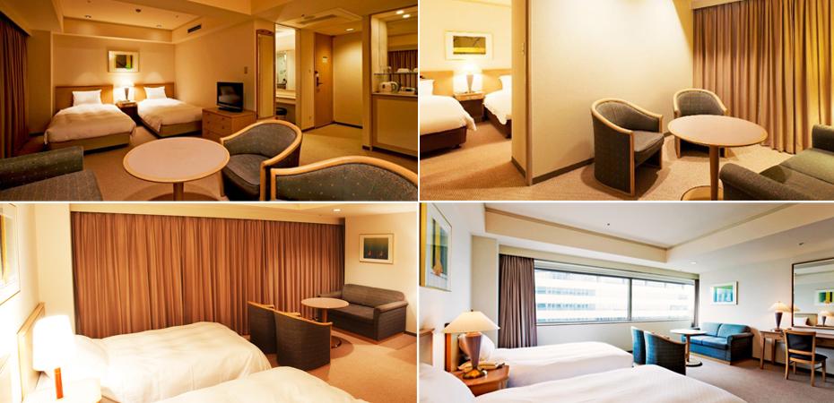 センチュリーロイヤルホテル 客室