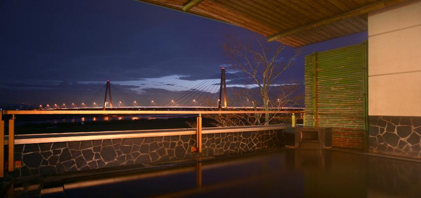 十勝川温泉第一ホテル 大浴場