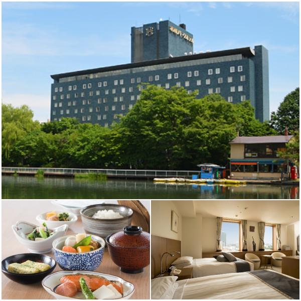 札幌パークホテル特別フロア