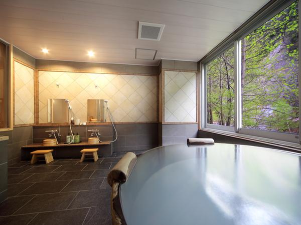 朝陽リゾートホテルの大浴場